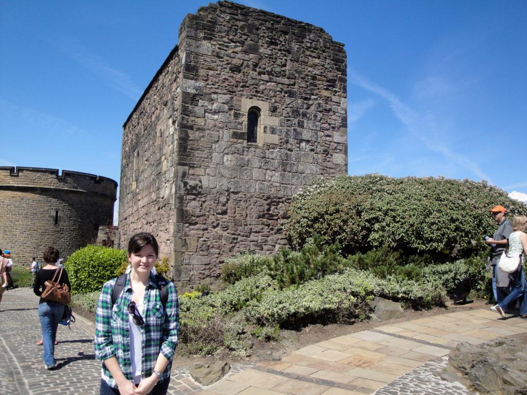 St. Margaret's Chapel - the oldest building in Edinburgh