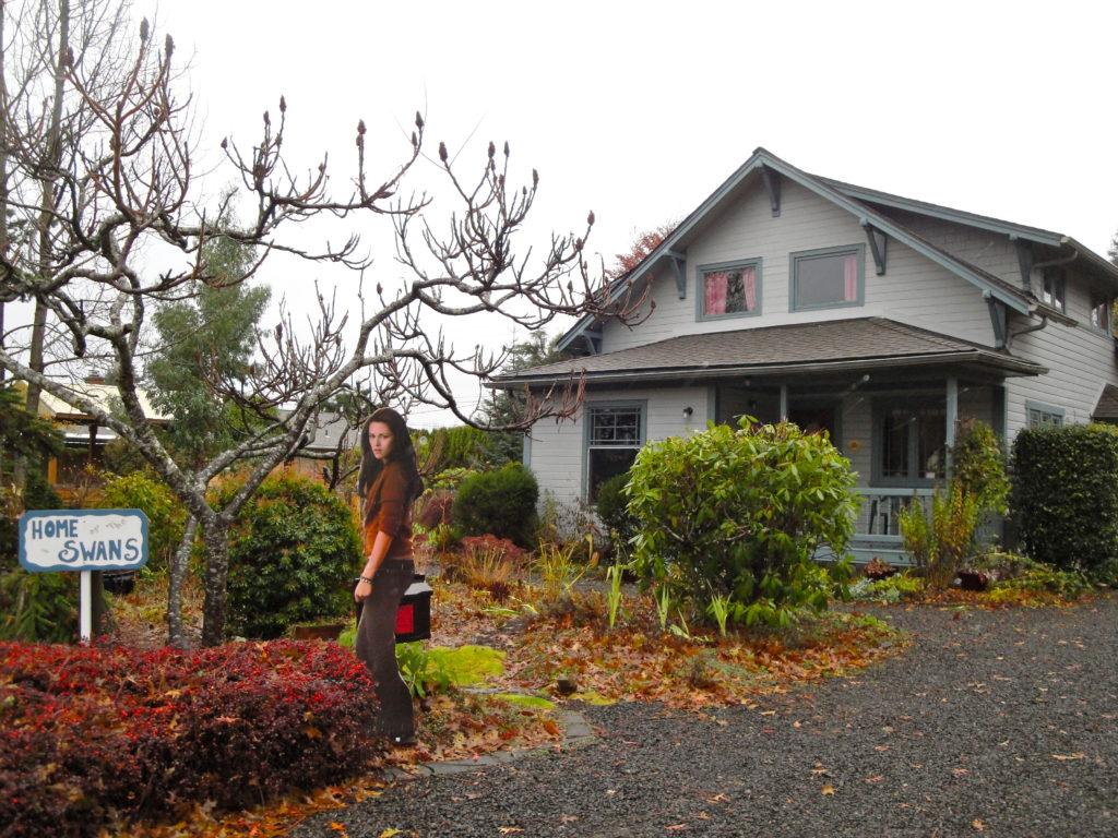 Bella's house