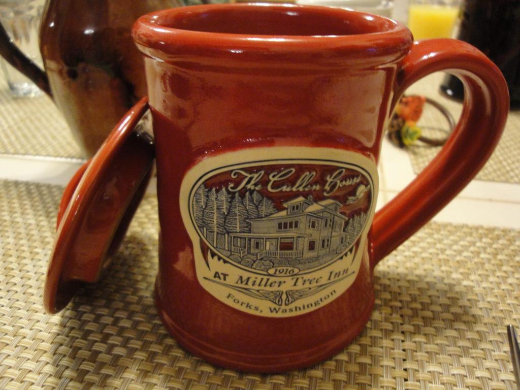 My souvenir from The Miller Tree Inn!