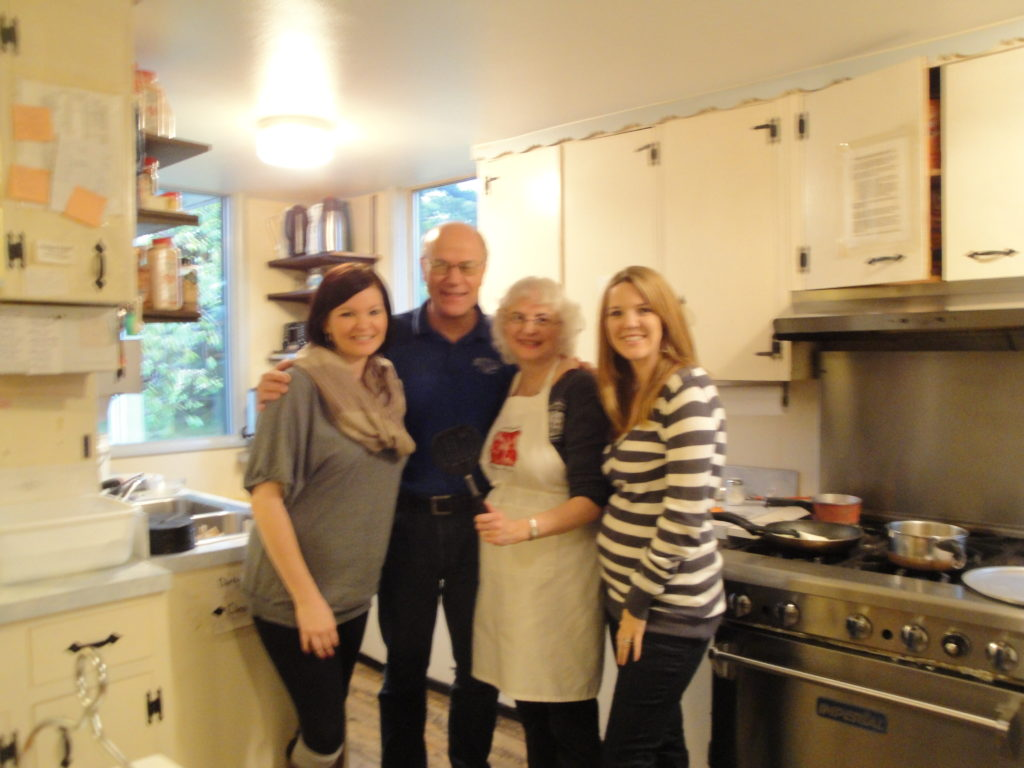 Bill and Susan, the lovely owners of The Miller Tree Inn!